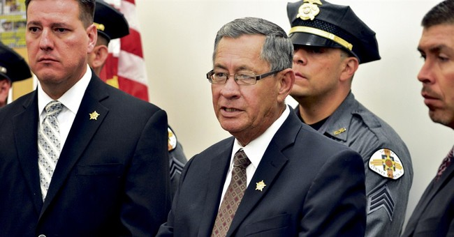 New Mexico deputy charged with shooting colleague
