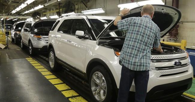 US durable goods fell 1.3 percent in September
