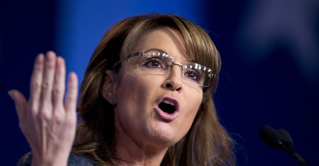 Sarah Palin hopes to run for office again some day