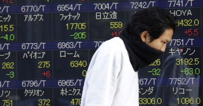 Asian stocks rise with Wall Street, eyes on Fed