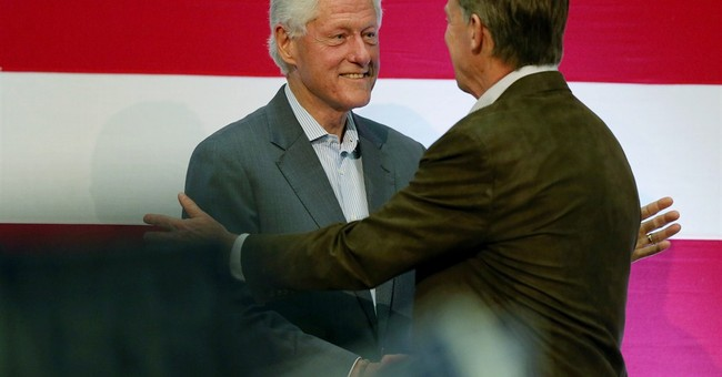 Bill Clinton holds 2nd rally for Sen. Mark Udall