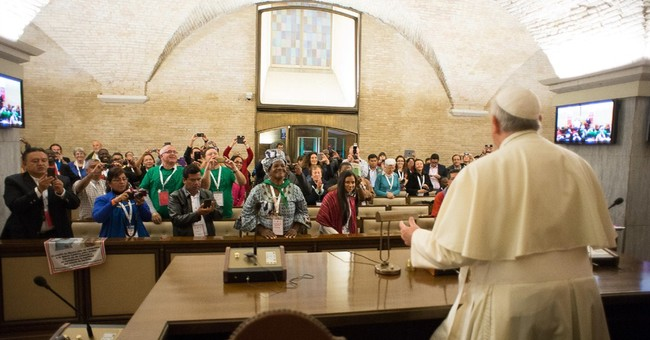 Pope maps out personal (and progressive) policy