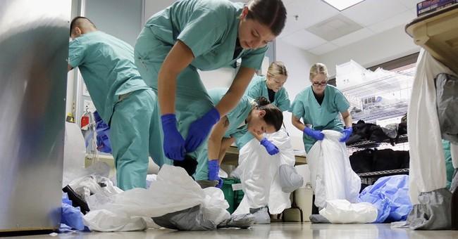 AP IMPACT: US health care unprepared for Ebola