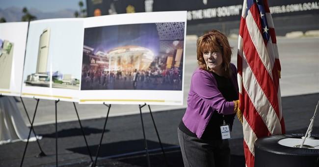 Developers say work to begin on Vegas Strip arena