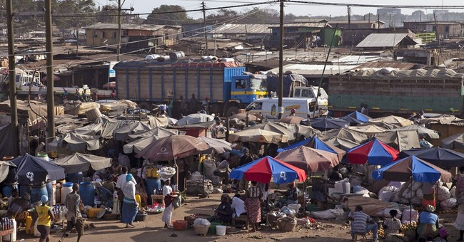 Ebola puts Ghana's bush meat traders out of work