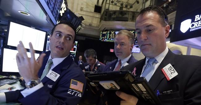 Stocks slip after Fed statement; Dollar gains