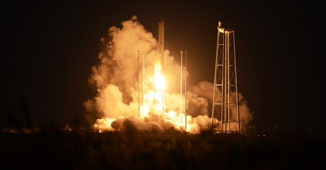 Orbital Sciences' stock plummets after explosion