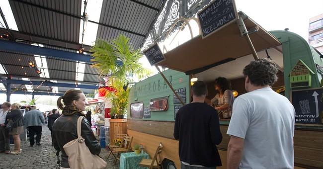 Food trucks arrive in food-crazy Belgium