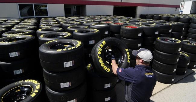 Goodyear's 3Q profit falls, but beats expectations