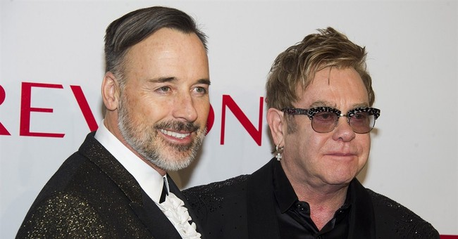Elton John at AIDS event: Pope Francis is my hero