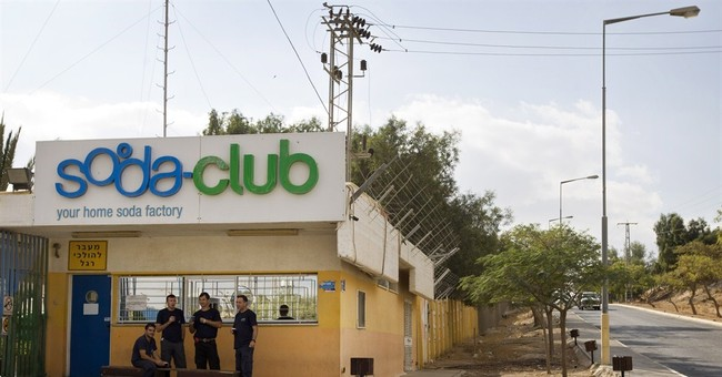 SodaStream to move its West Bank factory in 2015