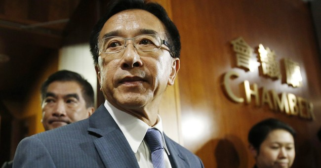 Beijing punishes Hong Kong tycoon for criticism