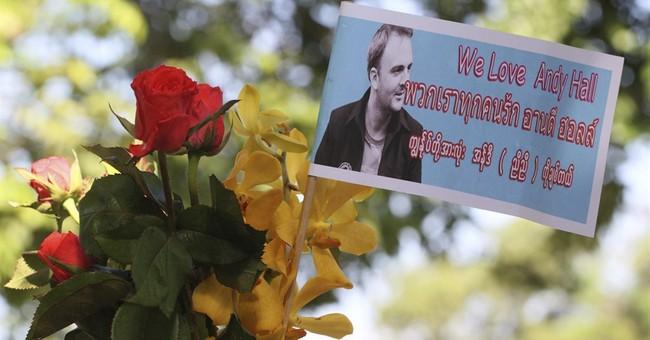 Thai court dismisses case against British activist
