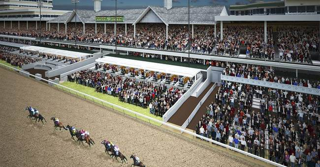Churchill plans suites for owners of Derby horses