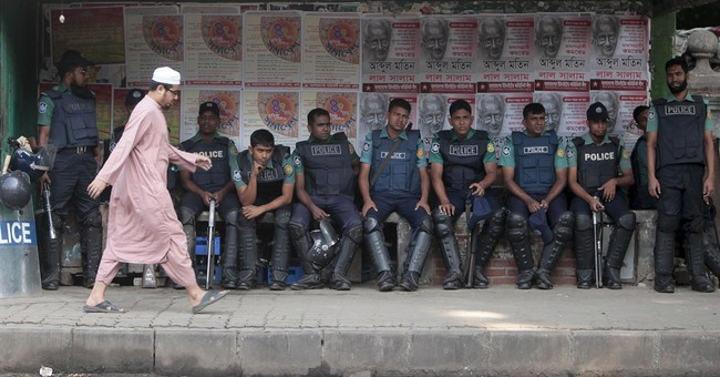 Bangladesh Islamist party chief sentenced to death