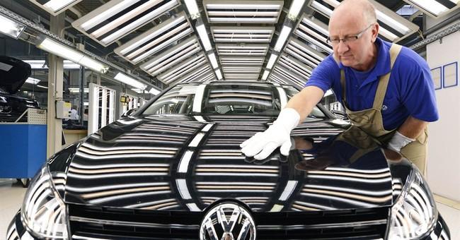 Volkswagen Q3 profits jump 56 percent