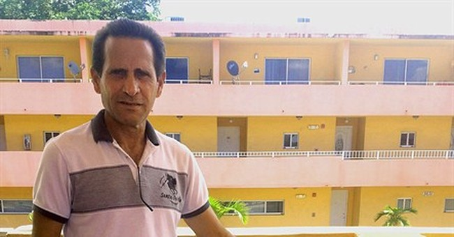 Father of missing Cuban migrant searching for son