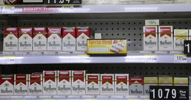Marlboro maker Altria's 3Q profit up slightly