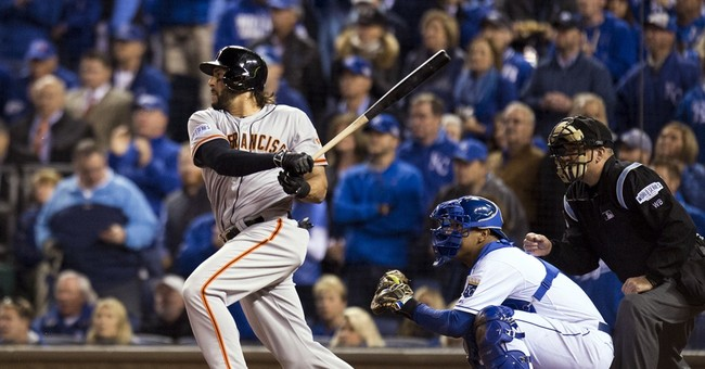 Bumgarner, Giants beat KC 3-2 to win World Series
