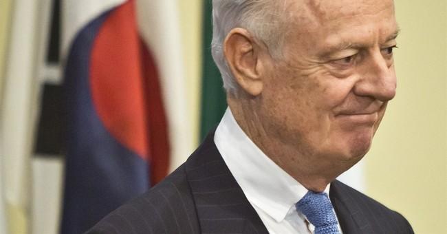 New UN envoy on Syria briefs Security Council