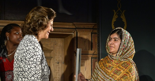 Malala donates prize money to rebuild Gaza school
