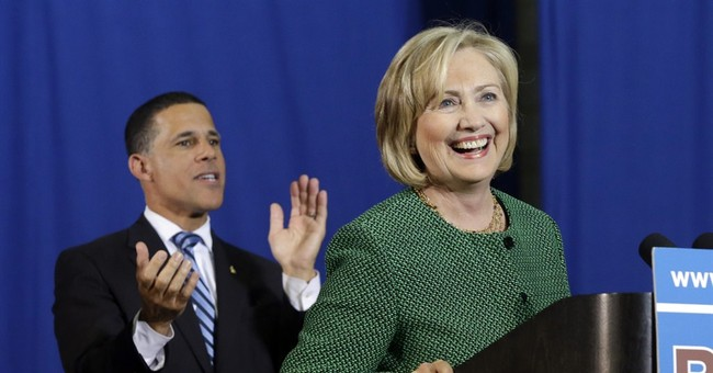 Hillary Clinton praises possible primary rivals