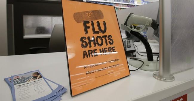 Fearing Ebola? Doctors say get a flu shot