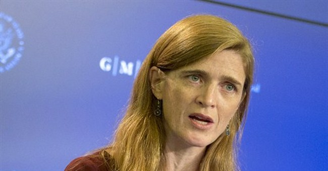 US envoy: World must do more to fight Ebola