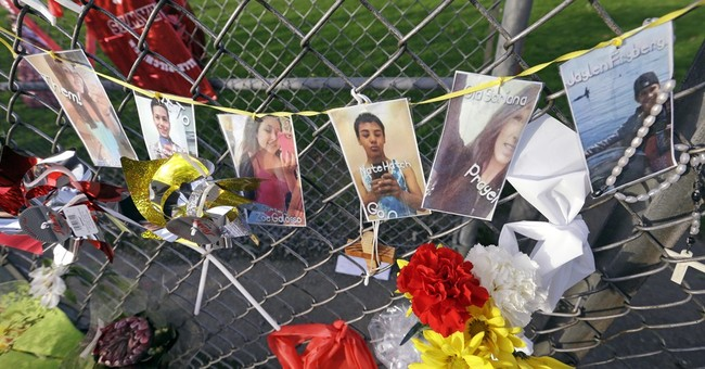Tribal service held for Washington school shooter