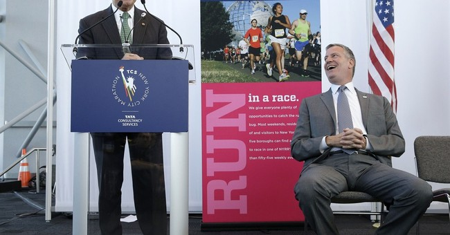 Bratton: No credible threats against NYC Marathon