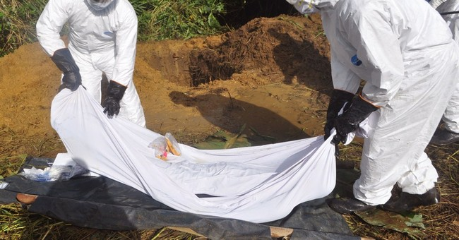 Africans worst responders in Ebola crisis