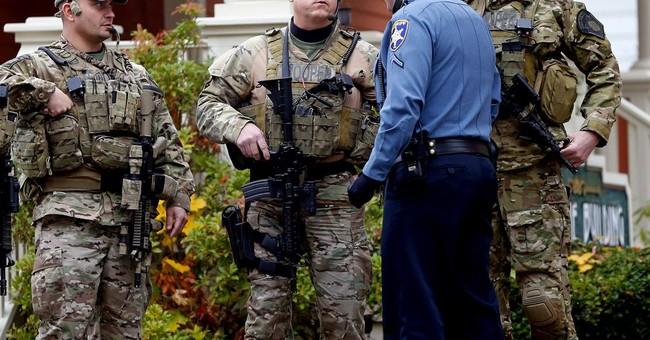 'We just had a hunch': US marshals nab Eric Frein
