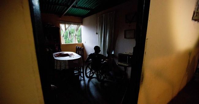 AP PHOTOS: Program gives disabled Venezuelans hope