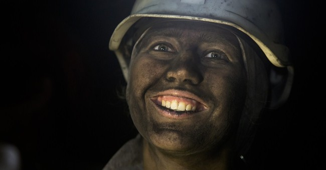Coal miners stuck in the middle of Ukraine's war