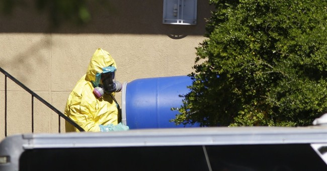 Ashes from Ebola victim's apartment in limbo