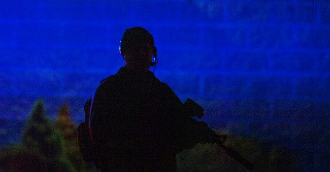 Halloween saved in town after fugitive's capture