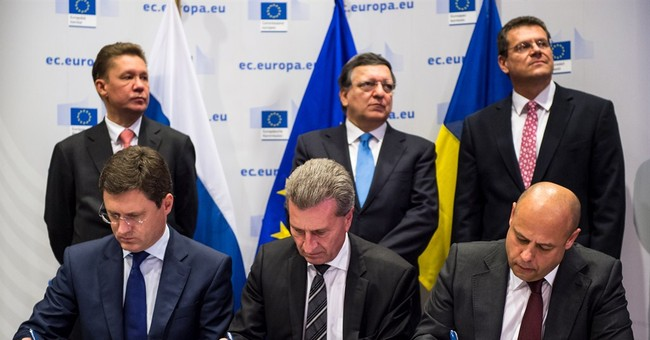 Russia: Natural gas will flow after Ukraine pays