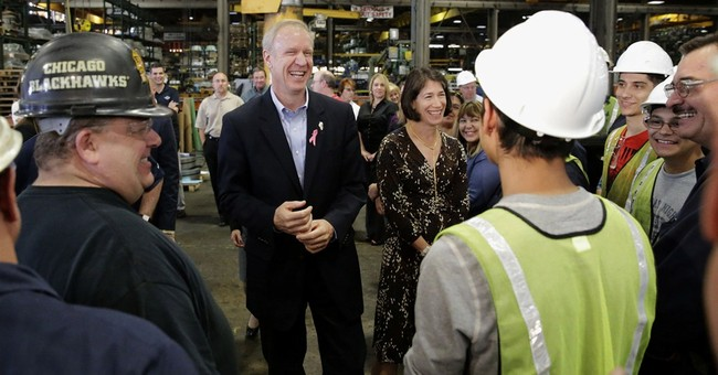 Illinois Dems dig deep to keep governor's office