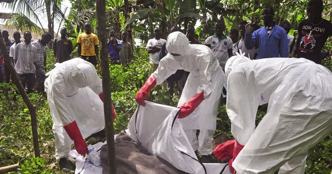 Liberia opens 1 of largest Ebola treatment centers