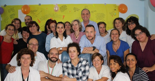 Spanish woman cured of Ebola moves to normal room