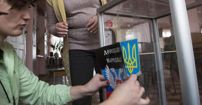 Ukraine rebels to hold election, despite criticism