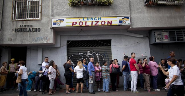 Shortages, inflation threaten Venezuela Christmas