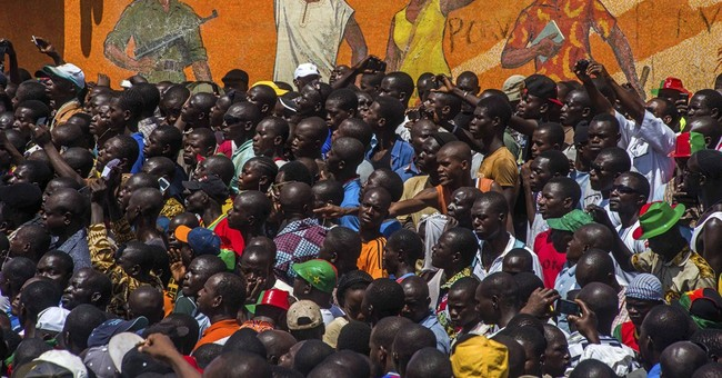 Burkina Faso appoints new transitional leader