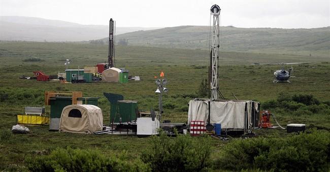 Alaska mine project splits major state industries