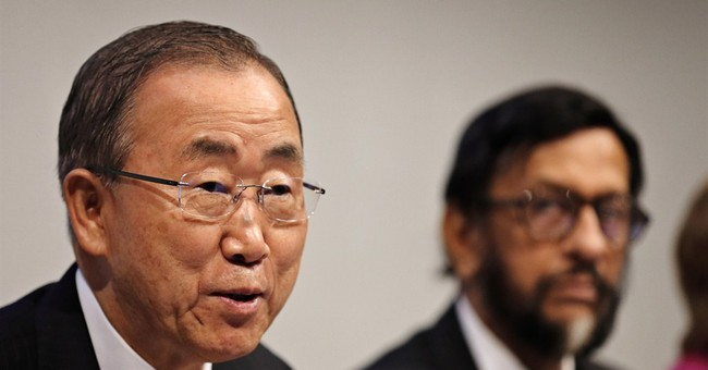 UN climate report offers stark warnings, hope