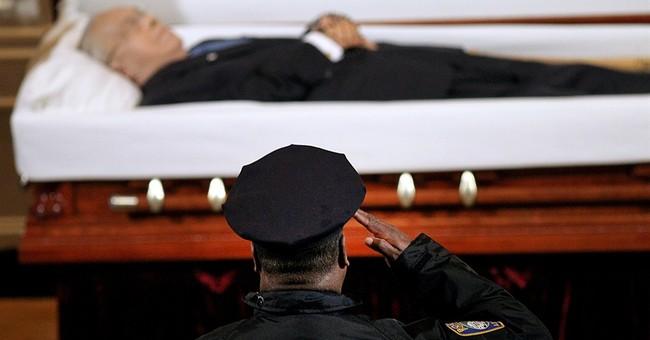 Thousands mourn former Boston Mayor Tom Menino