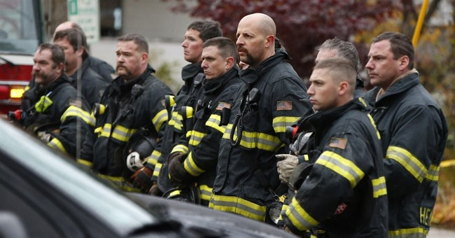 Likely Maine fire victim's dad: 'Is it true?'