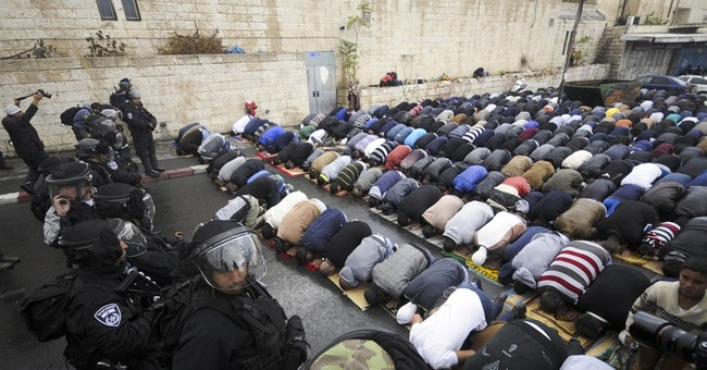 Jerusalem on edge in row over contested shrine