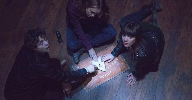 'Ouija' squeaks past 'Nightcrawler' for No. 1 spot