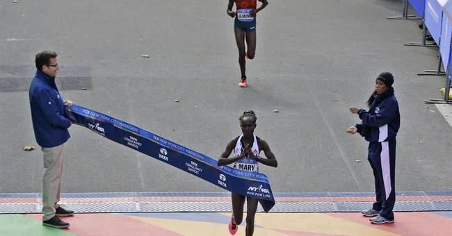 Kenya's Kipsang, Keitany win NYC Marathon titles